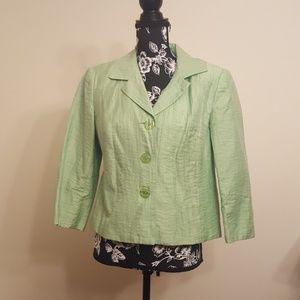 Investments💙 Mint Green Blazer